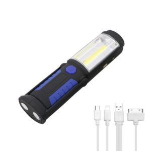 Torche LED rechargeable